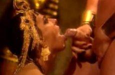 Cleopatra was echtwel een geile slet